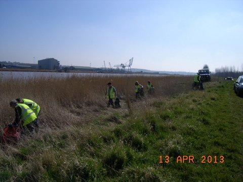 Trent Bank Clean Up (15)