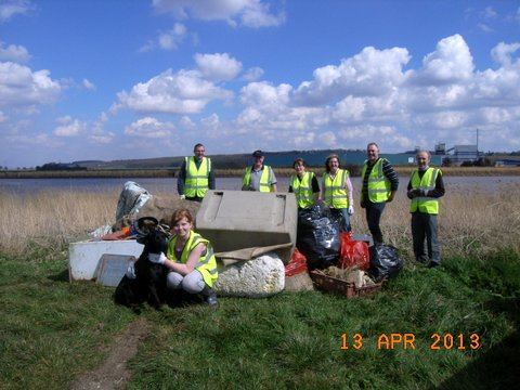 Trent Bank Clean Up (6)